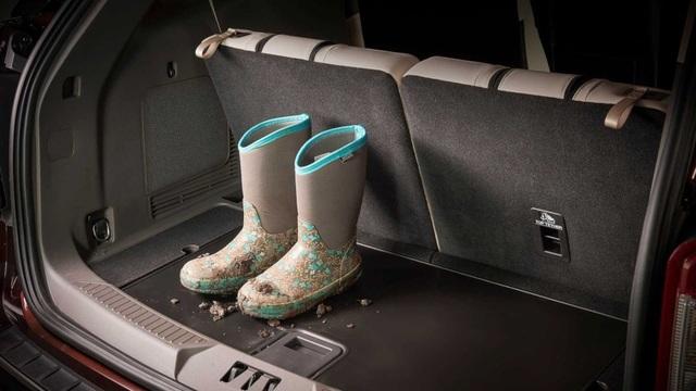 Ford Explorer thế hệ mới chính thức ra mắt - Ảnh 12.