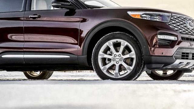 Ford Explorer thế hệ mới chính thức ra mắt - Ảnh 9.
