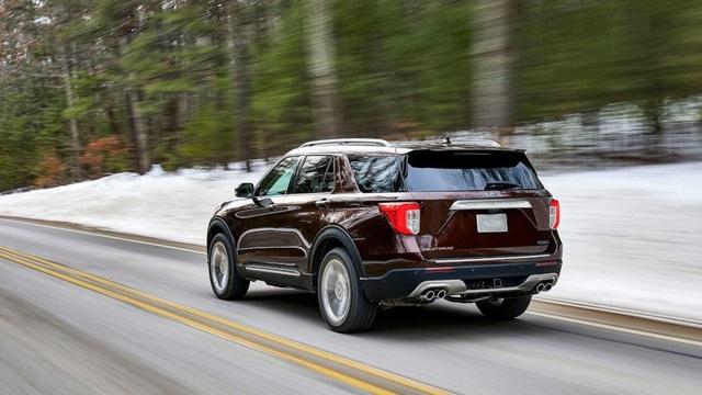 Ford Explorer thế hệ mới chính thức ra mắt - Ảnh 11.