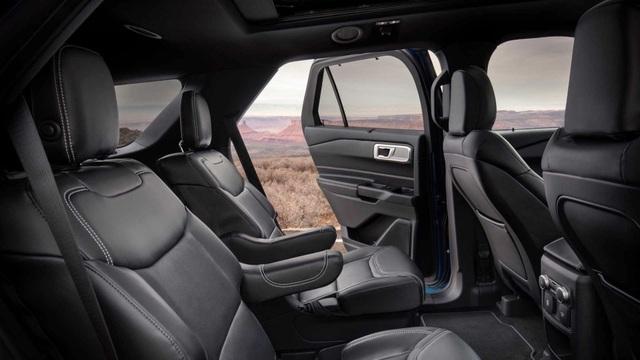 Ford Explorer thế hệ mới chính thức ra mắt - Ảnh 18.