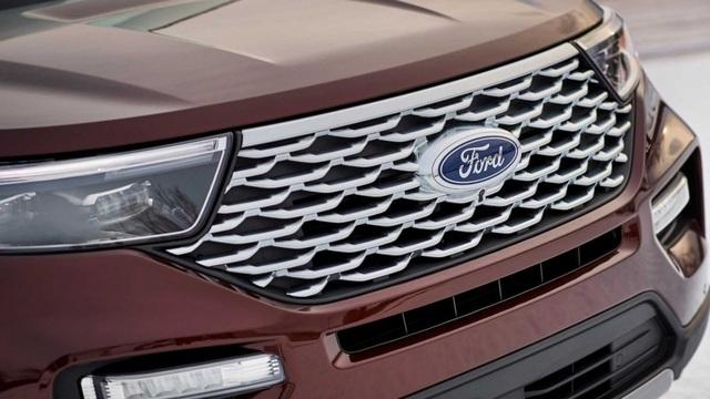 Ford Explorer thế hệ mới chính thức ra mắt - Ảnh 8.