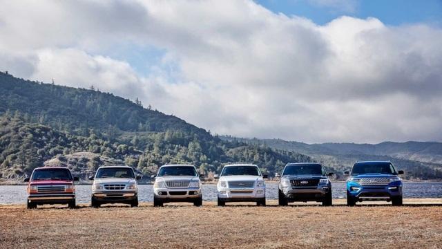 Ford Explorer thế hệ mới chính thức ra mắt - Ảnh 6.