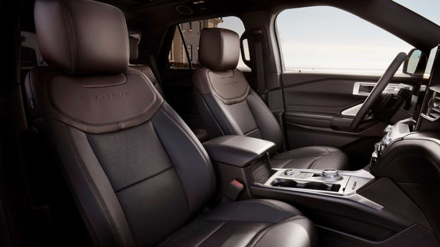 Ford Explorer thế hệ mới chính thức ra mắt - Ảnh 17.