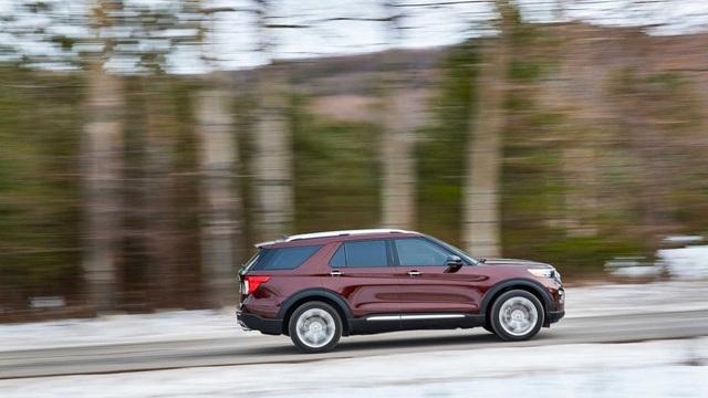 Ford Explorer thế hệ mới chính thức ra mắt - Ảnh 10.