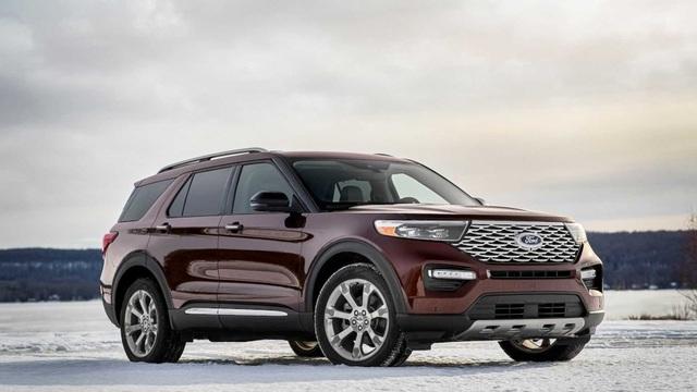 Ford Explorer thế hệ mới chính thức ra mắt - Ảnh 7.