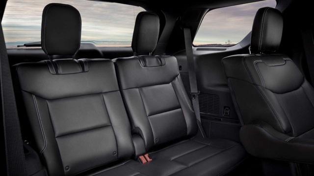 Ford Explorer thế hệ mới chính thức ra mắt - Ảnh 19.
