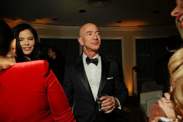 Nữ MC bị nghi xen vào cuộc hôn nhân của tỷ phú giàu nhất thế giới - Ảnh 6.
