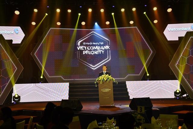 Vietcombank ra mắt thương hiệu Vietcombank Priority Banking - Ảnh 2.
