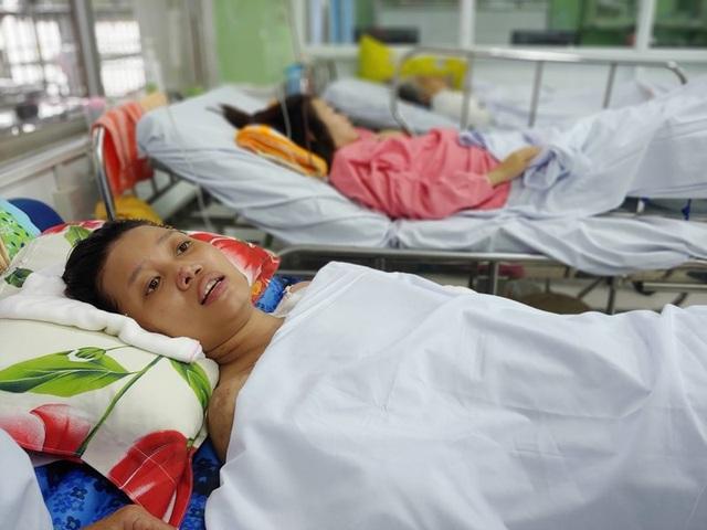 Xót xa mẹ trẻ nhập viện vì tắc tia sữa nhưng bị cắt bỏ tứ chi - Ảnh 1.