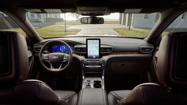 Ford Explorer thế hệ mới chính thức ra mắt - Ảnh 2.