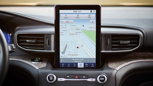 Ford Explorer thế hệ mới chính thức ra mắt - Ảnh 3.