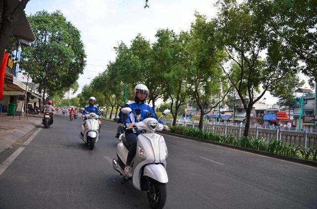 Yamaha Grande Hybrid và hành trình chinh phục kỷ lục Việt Nam - Ảnh 2.