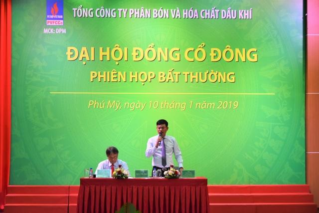 PVFCCo tổ chức thành công Đại hội đồng cổ đông 2019 - Ảnh 1.