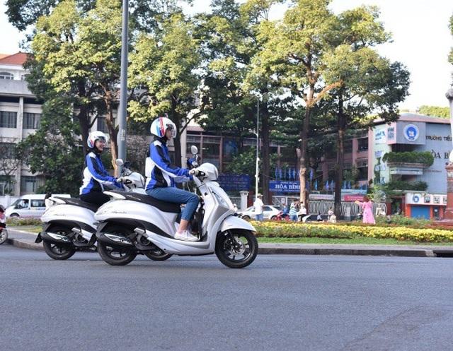 Yamaha Grande Hybrid và hành trình chinh phục kỷ lục Việt Nam - Ảnh 3.