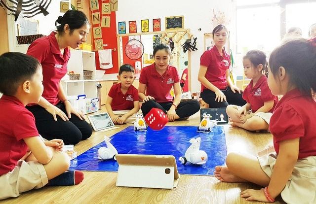 Xu hướng ứng dụng công nghệ vào giáo dục ở Việt Nam - Ảnh 3.
