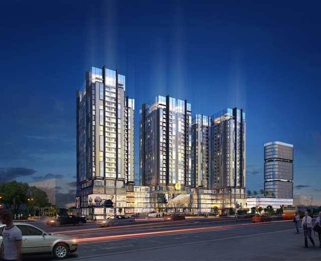 Sun Plaza đầu tiên chính thức khai trương tại Hà Nội - Ảnh 1.