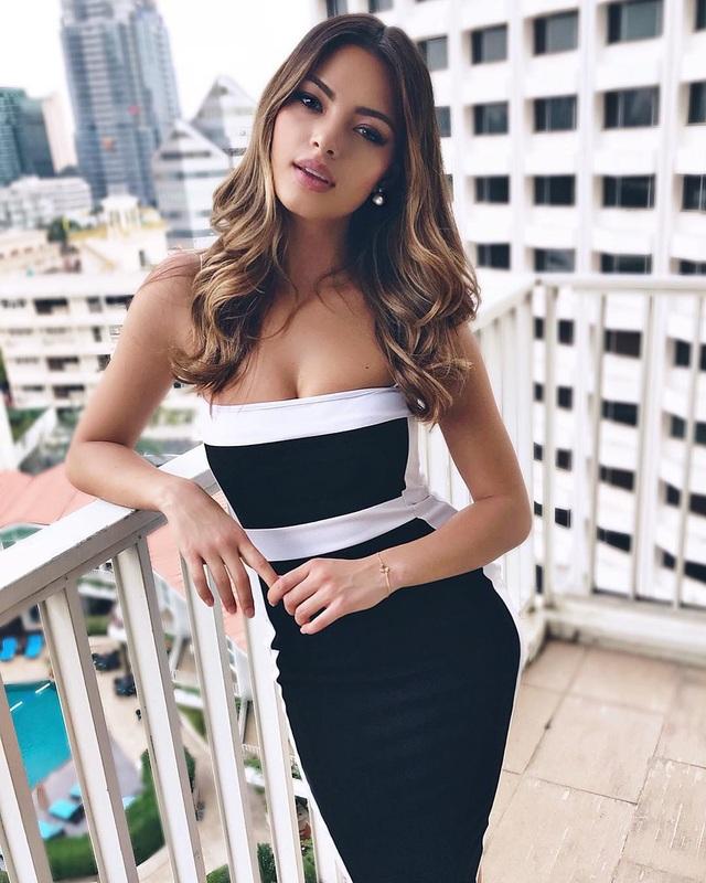 Hoa hậu hoàn vũ đã đính hôn - Ảnh 10.
