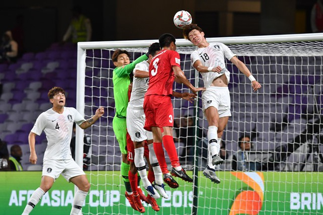 Hàn Quốc 1-0 Kyrgyzstan: Giành vé đi tiếp sau trận cầu ma ám - Ảnh 9.