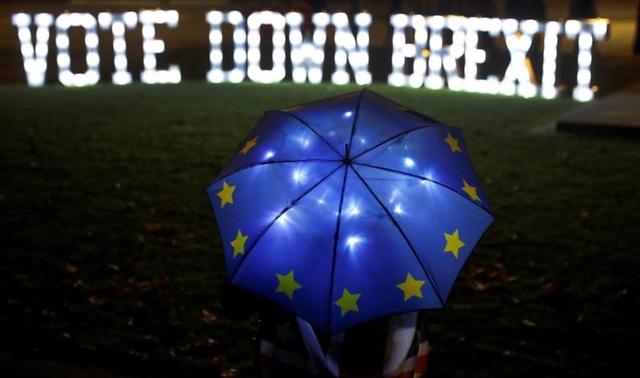 Người Anh xuống đường vì Brexit trước giờ G - Ảnh 6.