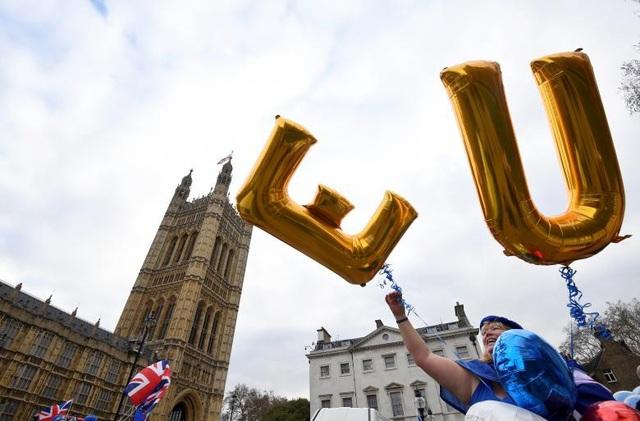Người Anh xuống đường vì Brexit trước giờ G - Ảnh 8.