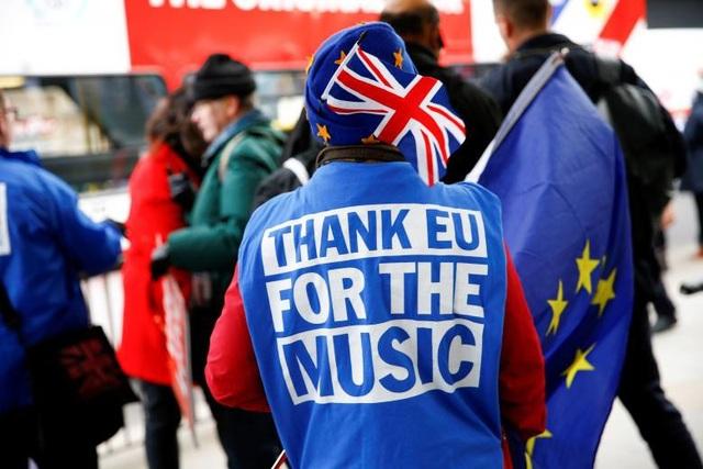 Người Anh xuống đường vì Brexit trước giờ G - Ảnh 19.