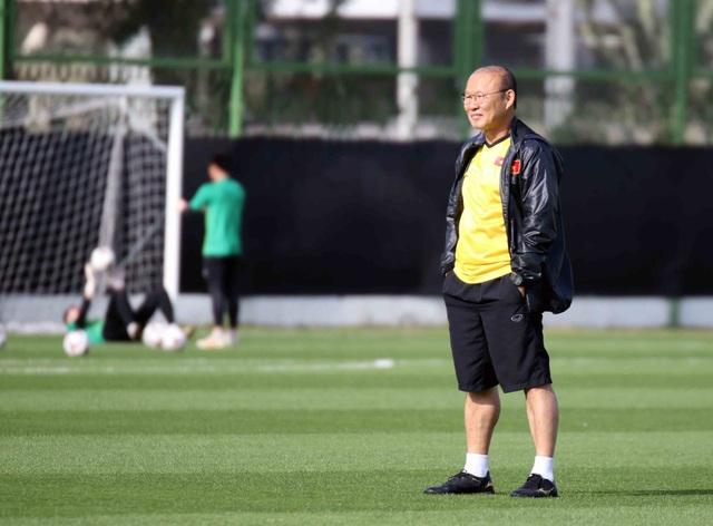 HLV Park Hang Seo: Đội tuyển Việt Nam sẽ có kết quả tốt nhất trước Iran - Ảnh 1.