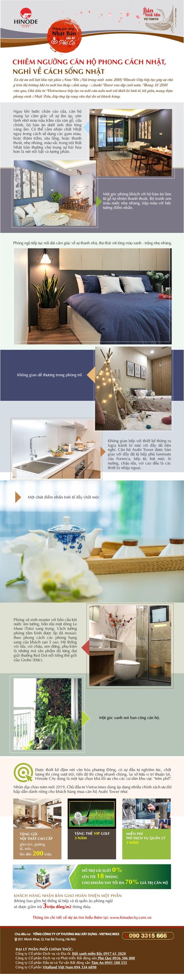 Chiêm ngưỡng căn hộ phong cách Nhật, nghĩ về cách sống Nhật - Ảnh 1.