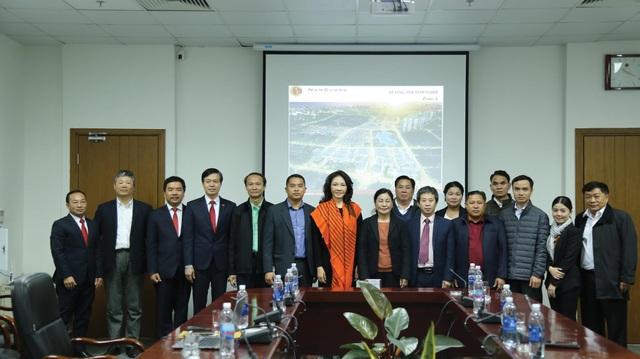 Tổng Kiểm toán Lào mời Tập đoàn Nam Cường thăm và đầu tư dự án tại Lào - Ảnh 1.