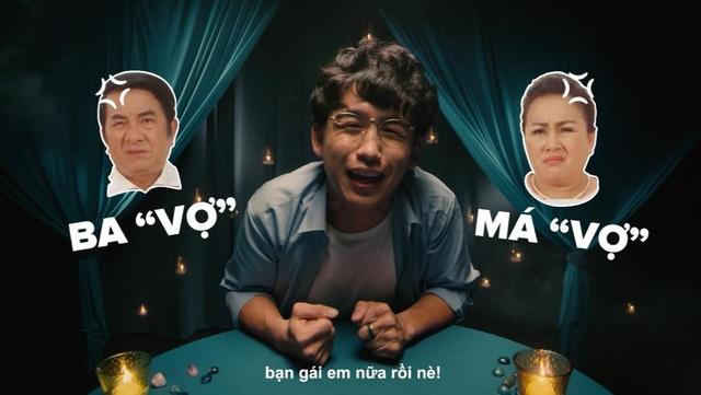 """Quang Bảo và Minh Dự lần đầu tiên """"song kiếm hợp bích"""" trong clip hài Tết Kỷ Hợi - Ảnh 1."""