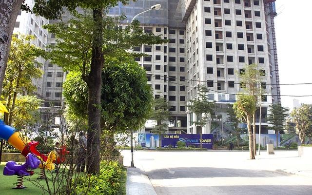 Cận cảnh căn hộ chỉ từ 300tr tại Tecco Skyville Tower - KĐT Tứ Hiệp, Thanh Trì - Ảnh 3.