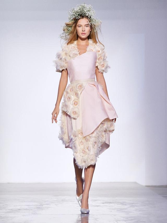 Phuong My chính thức tham dự New York Fashion Week - Ảnh 4.