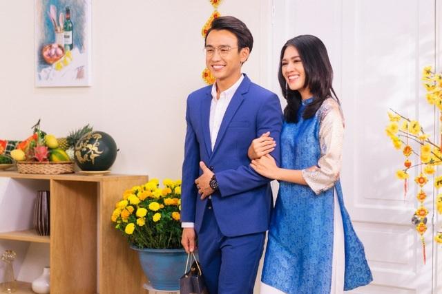 """Quang Bảo và Minh Dự lần đầu tiên """"song kiếm hợp bích"""" trong clip hài Tết Kỷ Hợi - Ảnh 4."""