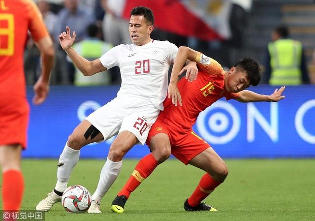 Philippines 0-3 Trung Quốc: Đại diện Đông Nam Á tan nát - Ảnh 10.