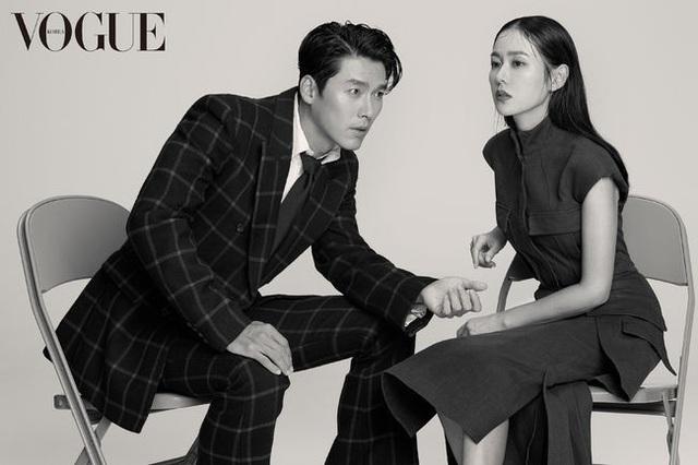 Rộ tin mỹ nam Hyun Bin và chị đẹp Son Ye Jin hò hẹn, fan mừng rỡ chúc phúc - Ảnh 7.