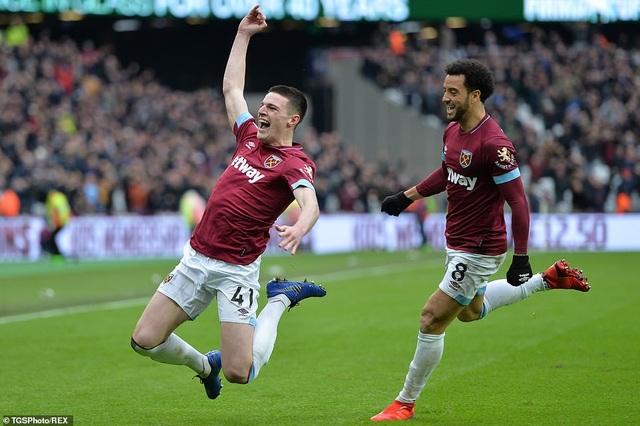 West Ham 1-0 Arsenal: Cú sốc cho Pháo thủ - Ảnh 4.