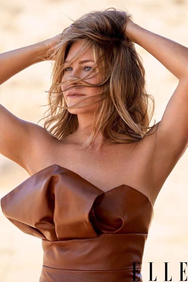Jennifer Aniston vẫn quyến rũ ở tuổi 50 - Ảnh 6.