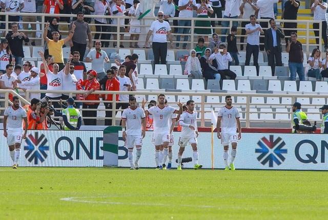 Những khoảnh khắc thi đấu kiên cường của đội tuyển Việt Nam trước Iran - Ảnh 14.