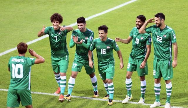 Iraq 3-0 Yemen: Chiến thắng dễ dàng - Ảnh 5.