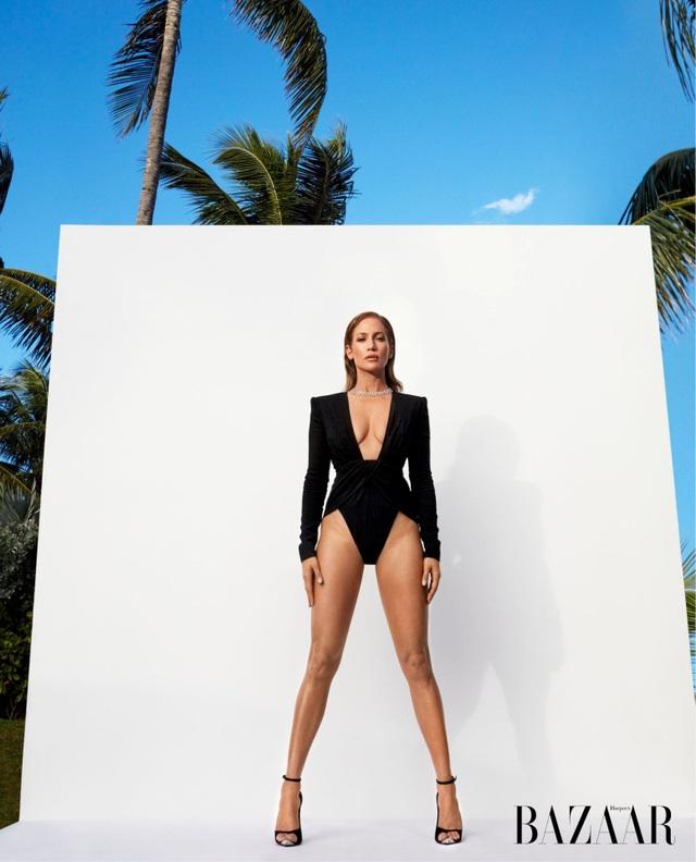 Jennifer Lopez trẻ đẹp ngỡ ngàng trong bộ ảnh mới - Ảnh 6.