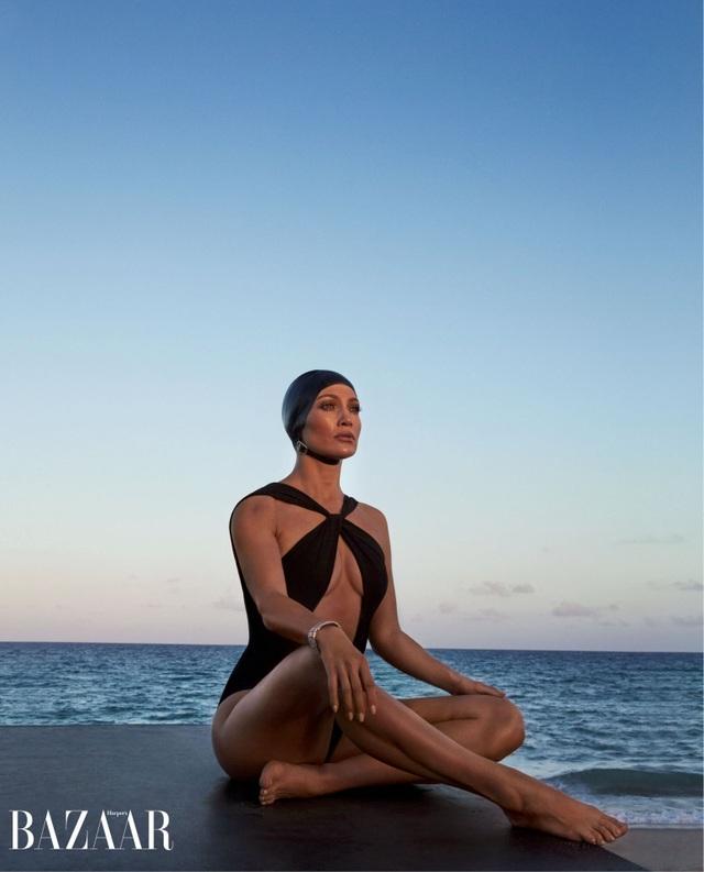 Jennifer Lopez trẻ đẹp ngỡ ngàng trong bộ ảnh mới - Ảnh 8.