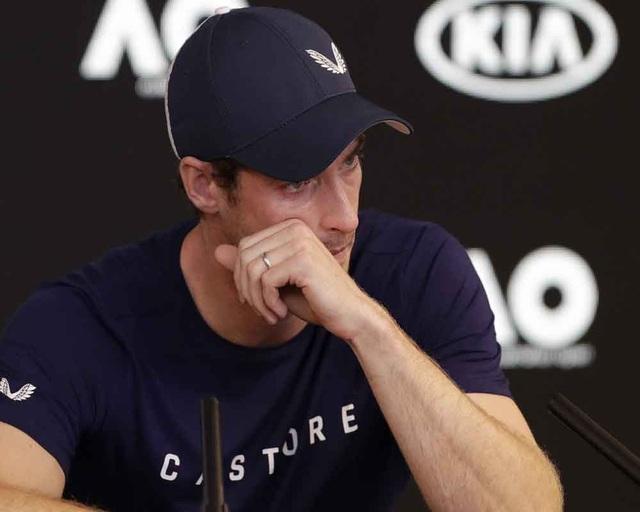 Murray để ngỏ khả năng giải nghệ sau Australia Open - Ảnh 1.
