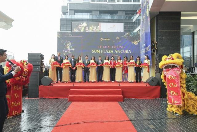 Khai trương TTTM Sun Plaza Ancora: Ấn tượng mạnh về đẳng cấp và sự tinh tế - Ảnh 1.