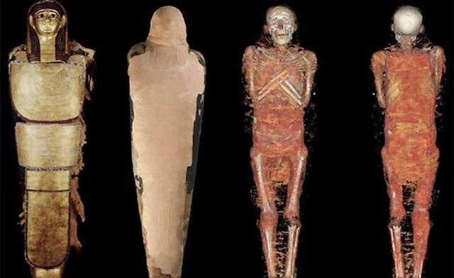 """Phát hiện xác ướp Ai Cập bí ẩn là """"bác sĩ nhãn khoa"""" cho Pharaoh - Ảnh 1."""