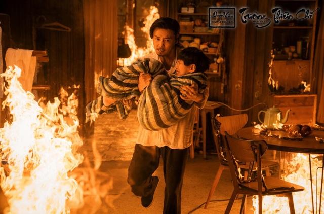 Diệp Vấn ngoại  truyện: Trương Thiên Chí hành động mãn nhãn đỉnh cao - Ảnh 1.