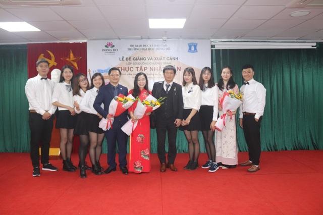 Đại học Đông Đô đưa sinh viên đi thực tập miễn phí có lương 1 năm tại Nhật Bản - Ảnh 1.