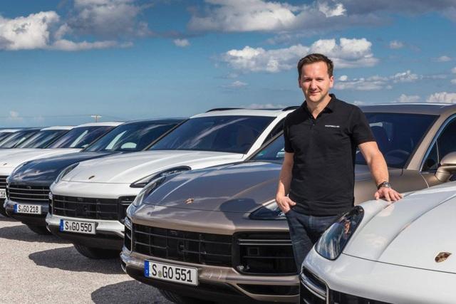 Mẫu xe nào đóng góp doanh số nhiều nhất cho Porsche - Ảnh 1.