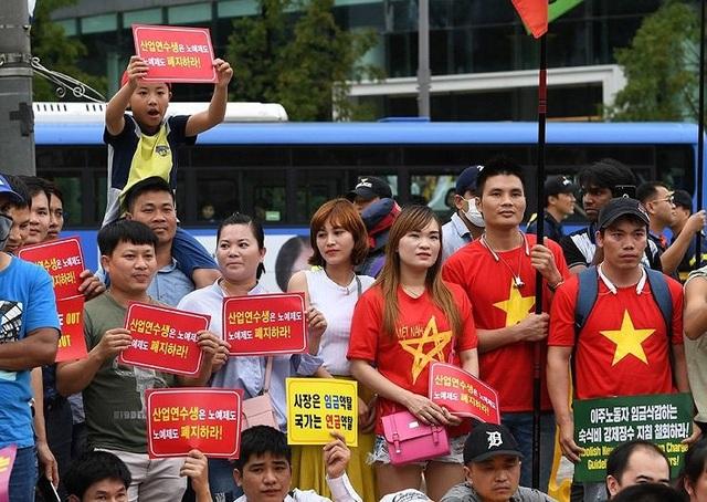 30 sinh viên Việt Nam mất tích tại Hàn Quốc - Ảnh 1.