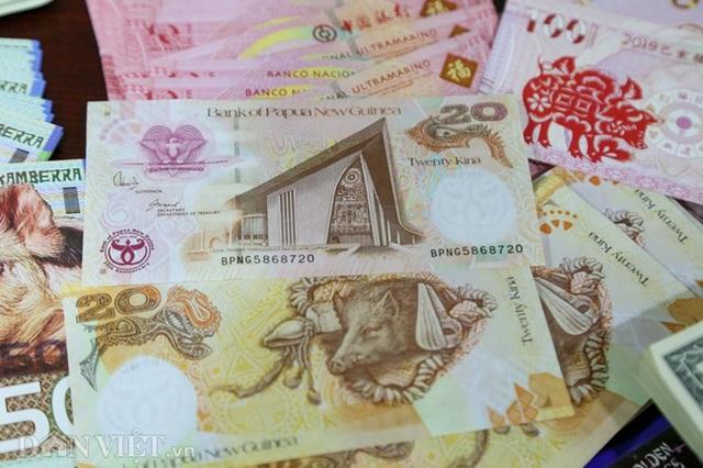 Tiền 2 USD in hình con heo đắt như tôm tươi trước Tết Kỷ Hợi 2019 - Ảnh 14.