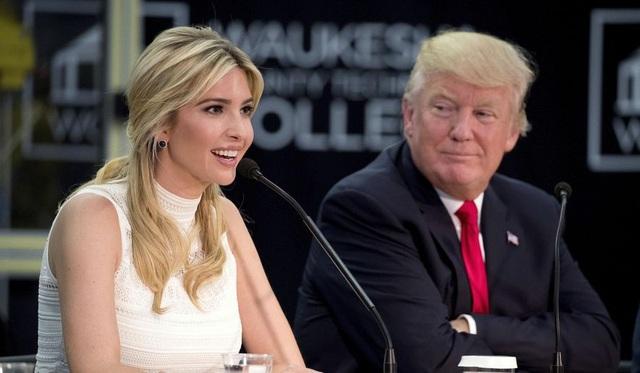 Con gái ông Trump có thể là ứng viên Chủ tịch Ngân hàng Thế giới - Ảnh 1.