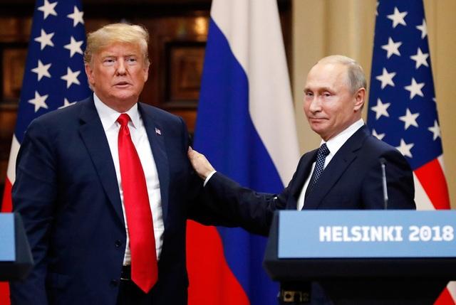 Báo Mỹ: FBI từng điều tra ông Trump vì nghi làm việc cho Nga - Ảnh 1.